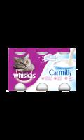 Lait pour chats adultes et chats junior Catmilk Whiskas
