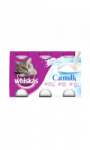 Lait pour chats adultes et chats junior Catmilk Whiskas
