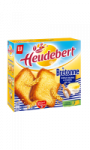Biscottes beurre & pointe de sel La Bretonne Heudebert