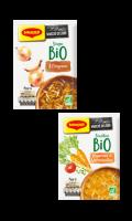 Soupe Bouillon de Légumes bio Maggi