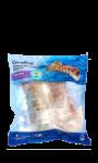 Queues de langouste blanche crues non décortiquées Carrefour