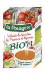 Velouté de tomates de Provence et légumes Bio La Potagère