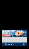 Noix de Saint Jacques avec corail Carrefour