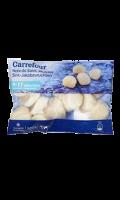 Noix de Saint Jacques sans corail Carrefour