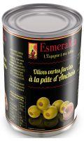 Olives farcies aux anchois Esmeralda