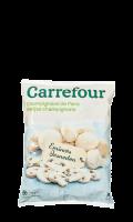 Champignons de Paris émincés Carrefour