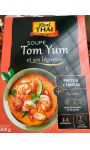 Soupe Tom Yum Real Thai