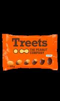 Cacahuètes enrobées de chocolat au lait Treets