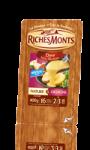 Raclette Duo Nature et Oignons RichesMonts