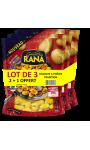Pâtes fraiches gnocchi à poêler Rana