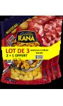 Pâtes fraiches gnocchi aux bacon à poêler Rana