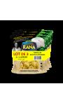 Pâtes fraiches tortellini ricotta et épinards Rana