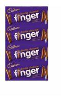Gâteaux finger double chocolat Cadbury