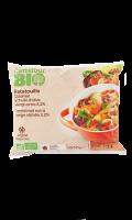 Ratatouille bio cuisinée à l'huile d'olive Carrefour Bio