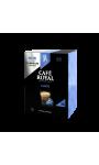 Café en capsules en aluminium Lungo Café Royal