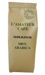 Café amateur grains Le Temps des Cerises