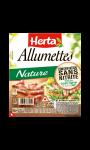 Allumettes nature sans nitrite sans gluten Herta