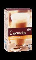 Cappuccino caramel Carrefour