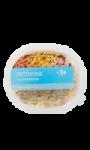 Salade Fettucine aux 2 saumons Carrefour