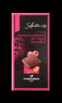 Chocolat noir framboise crêpe dentelle...