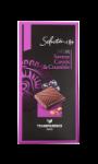 Chocolat noir cassis crumble Carrefour...