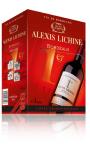 Vin rouge Bordeaux AOP 1er Alexis Lichine