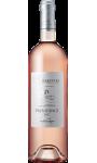 Vin rosé Pierrevert Providence