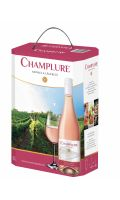 Vin rosé Caves Vernaux Champlure  Union Europeenne