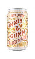 Bière Mangoes on the run, Mango IPA Innis & Gunn