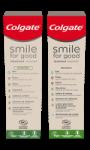 Dentifrice protection Smile for Good vegan Colgate