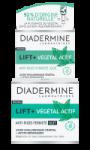 Crème anti rides fermeté Lift + Végétal Actif Diadermine
