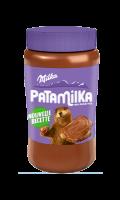 Pâte à tartiner chocolat noisette Patamilka Milka