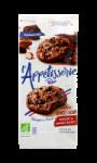 Cookies chocolat et amandes toastées L'Appétisserie Bio