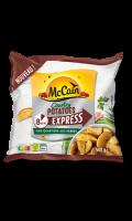 Potatoes Country en fins quartiers aux herbes Express McCain