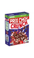 Céréales chocolat prix choc Crunch Nestlé
