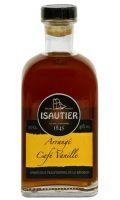 Liqueur à base de Rhum arrangé café vanille Isautier