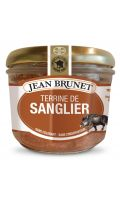 Terrine de Sanglier Jean Brunet
