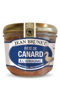 Pâté de canard à l'Armagnac Jean Brunet