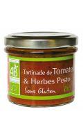 Tartinade de tomates & herbes pesto sans gluten Bio Cruscana
