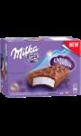 Barres choco snack Milka