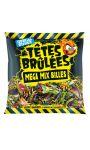 Mega Mix bonbons Billes Têtes Brûlées