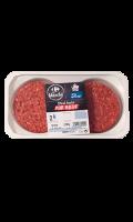 Steak haché pur boeuf Carrefour