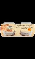 Crottins de Chavignol lait cru Reflets de France