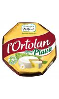 Fromage L'Ortolan Fromagerie Milleret