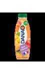Jus de fruits lacté multivitaminé sans sucres ajoutés Danao