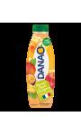 Jus de fruits lacté pomme fruits exotiques sans sucres ajoutés Danao