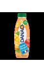 Boisson lactée orange mangue sans sucres ajoutés Danao