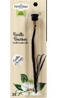 Gousse de vanille Bourbon La Patelière