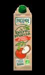 Jus de pomme de France bio sans sucres ajoutés Pressade