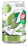 Soda Free sans sucres 7Up